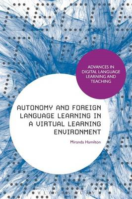 Autonomy and Foreign Language Learning in a Virtual Learning (BOK)