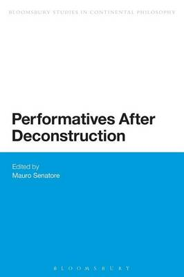 Performatives After Deconstruction (BOK)