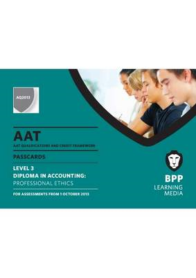AAT Professional Ethics: Passcards (BOK)
