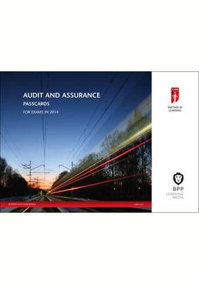 ICAEW Audit and Assurance: Passcards: 2014 (BOK)