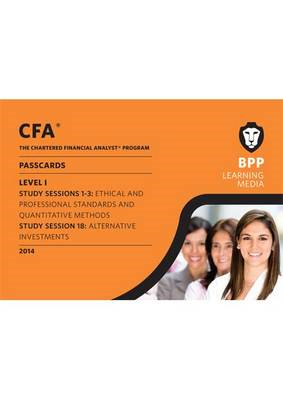 CFA Level 1: Passcards (BOK)