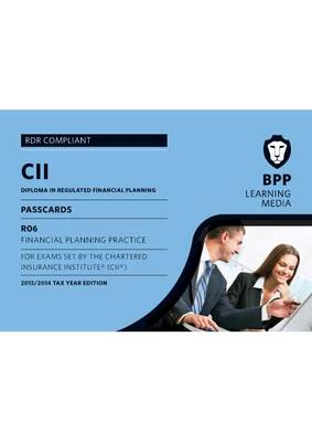 CII Financial Planning Practice: Passcards (BOK)