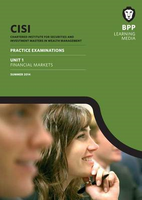 CISI Masters Wealth Management Unit 1: Practice Exams: Summer 2014 (BOK)