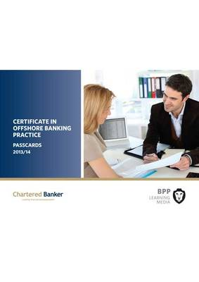 Certificate in Offshore Banking Practice: Passcards (BOK)