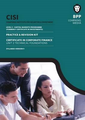 CISI Capital Markets Programme Certificate in Corporate Fina