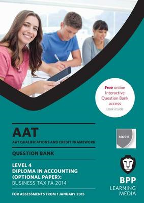 AAT Business Tax FA2014 (BOK)