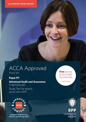 ACCA P7 Advanced Audit and Assurance (International) (BOK)