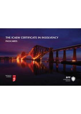 ICAEW Certificate in Insolvency