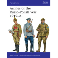 Armies of the Russo-Polish War 1919-21 (BOK)