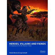 Heroes, Villains and Fiends (BOK)
