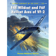 F4F Wildcat and F6F Hellcat Aces of VF-2 (BOK)