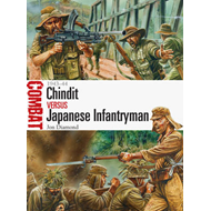 Chindit vs Japanese Infantryman (BOK)