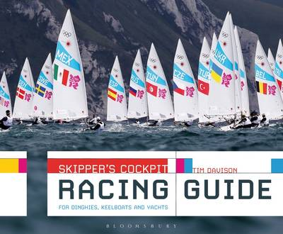 Skipper's Cockpit Racing Guide: For Dinghies, Keelboats and Yachts (BOK)