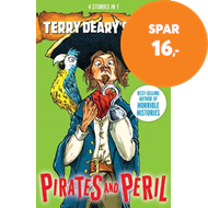 Produktbilde for Pirates and Peril (BOK)