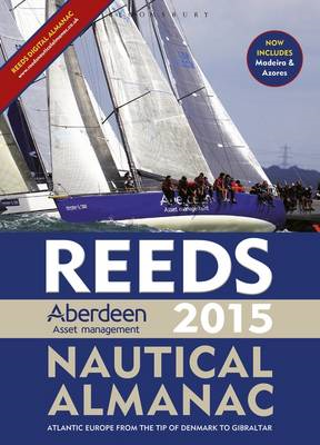 Reeds Aberdeen Asset Management Nautical Almanac (BOK)