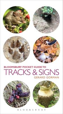 Pocket Guide to Tracks and Signs (BOK)