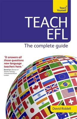 Teach English as a Foreign Language: Teach Yourself (New Edi (BOK)
