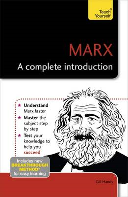 Marx: A Complete Introduction: Teach Yourself (BOK)