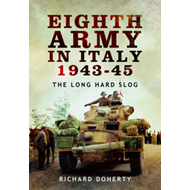 Eighth Army in Italy 1943-45 (BOK)