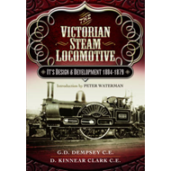 Victorian Steam Locomotive (BOK)