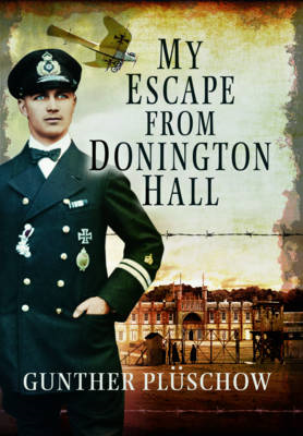 My Escape from Donington Hall (BOK)