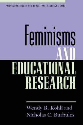 Feminisms and Educational Research (BOK)