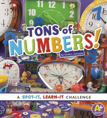 Tons of Numbers (BOK)