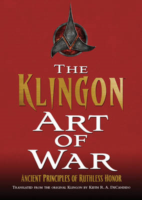 Klingon Art of War (BOK)