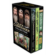 Duck Commander Collection: Duck Commander Family; Happy, Happy, Happy; And Si-Cology 1 (BOK)