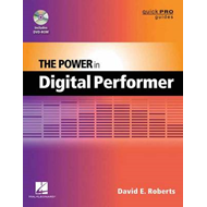 The Power in Digital Performer (BOK)