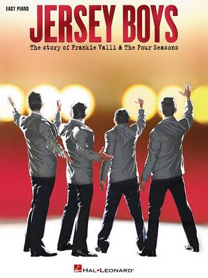 Jersey Boys - The Story of Frankie Valli & The Four Seasons (BOK)