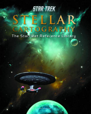 The Starfleet Reference Library: Stellar Cartography (BOK)