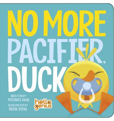 No More Pacifier, Duck (BOK)