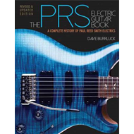 Burrluck Dave the Prs Electric Guitar Book Complete History (BOK)