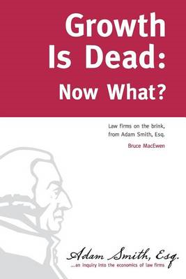 Growth Is Dead (BOK)