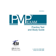 PMP (R) Exam Practice Test and Study Guide, Ninth Edition (BOK)