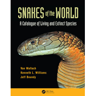 Snakes of the World: A Catalogue of Living and Extinct Species (BOK)