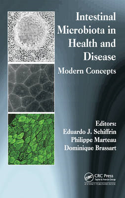 Intestinal Microbiota in Health and Disease: Modern Concepts (BOK)