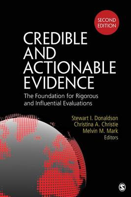 Credible and Actionable Evidence (BOK)