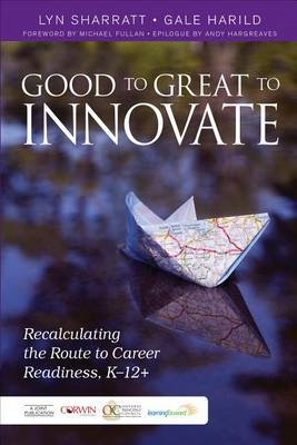 Good to Great to Innovate (BOK)