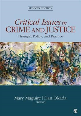 Critical Issues in Crime and Justice (BOK)