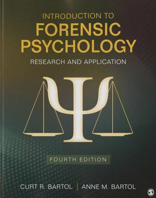 Introduction to Forensic Psychology (BOK)
