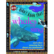 I Didn't Know That...Some Whales Can Sing (BOK)