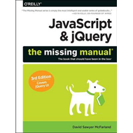 JavaScript & jQuery: The Missing Manual (BOK)