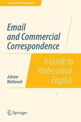 Email and Commercial Correspondence (BOK)