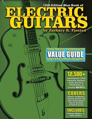 Blue Book of Electric Guitars (BOK)