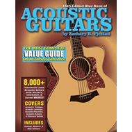 Blue Book of Acoustic Guitars (BOK)