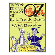 Wonderful Wizard of Oz �Illustrated] (BOK)