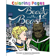 Beauty and the Beast Coloring Pages (BOK)