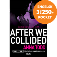 Produktbilde for After We Collided (BOK)